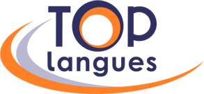 Logo TOP langues